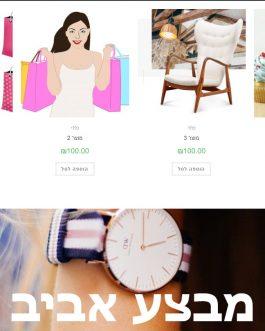 חנות אינטרנטית